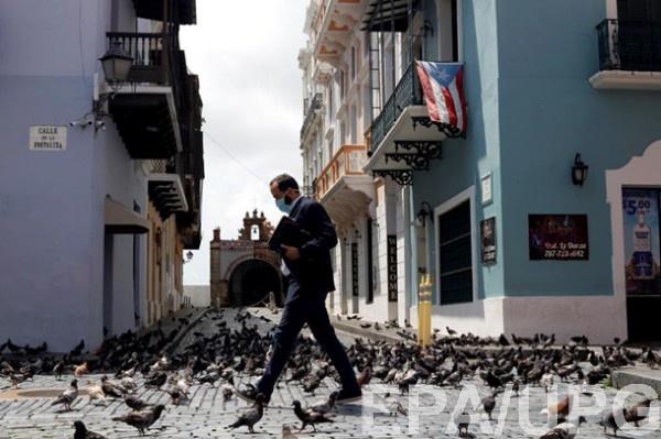 Коронавирус в Пуэрто-Рико