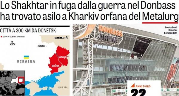 По версии газеты, Крым признан российской территорией