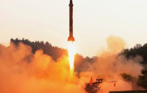 КНДР сообщила обуспешном запуске баллистической ракеты