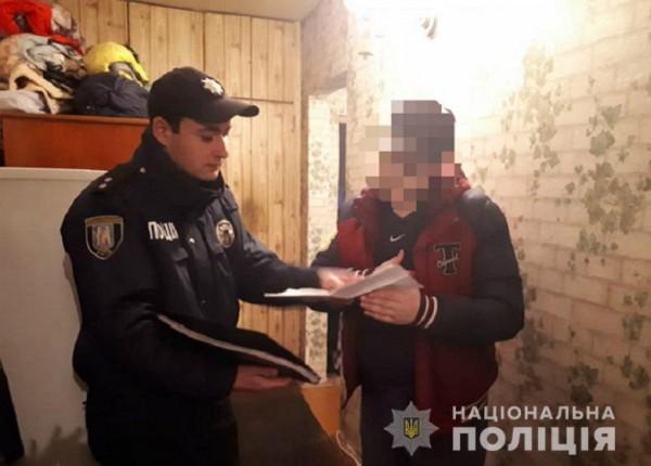Мать регулярно жаловалась на сына в полицию