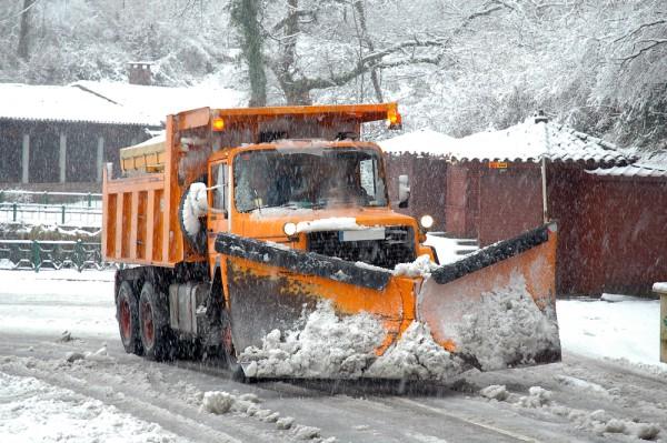 Украину ждет осенний снег?