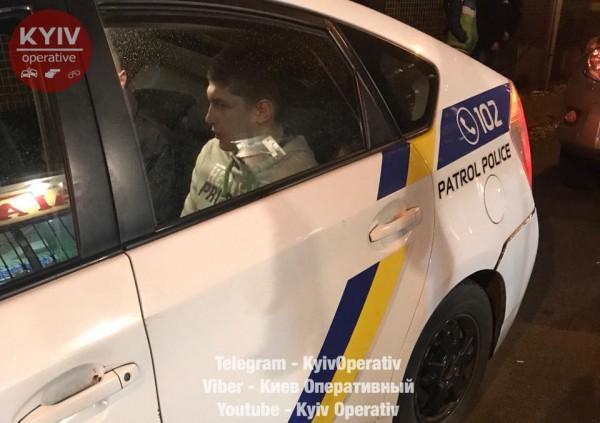 Полиция проводит следственные действия