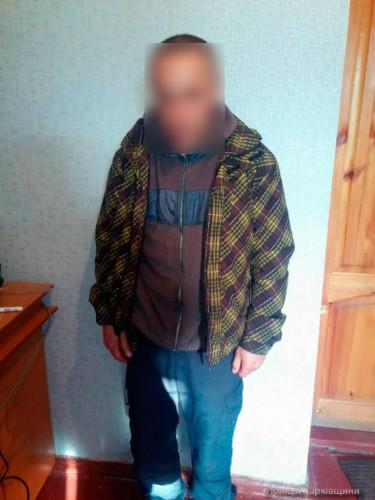 В Балаклее полиция задержала мародера