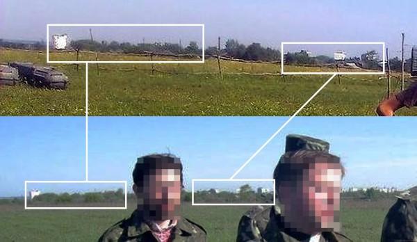 Отмеченный на фото ЗРК ВСУ все-таки находился около Миргорода