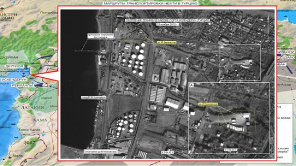 Снимок со спутника