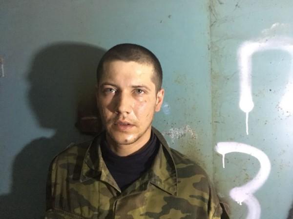 Никто из украинских военных не пострадал