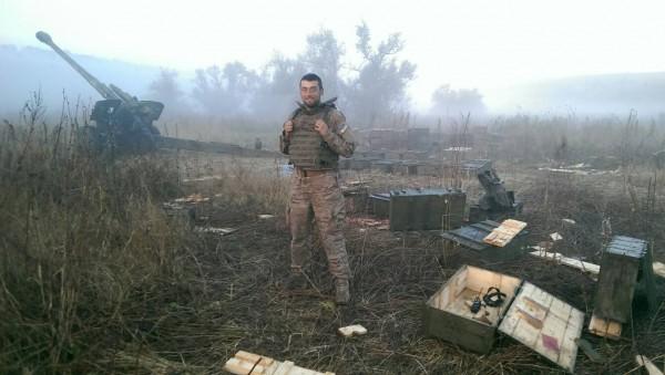 Александр Луценко вернулся домой