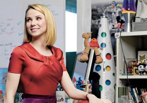Приход Марисса Мейер на руководящий пост в 2012 году принёс акциям Yahoo! небывалый взлёт