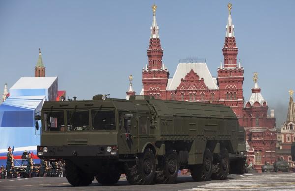 Россия отработала на учениях ядерный удар