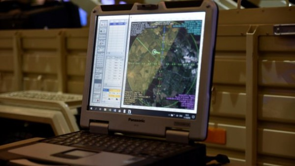 Комплекс может засечь авто или самолет на расстоянии 30 км
