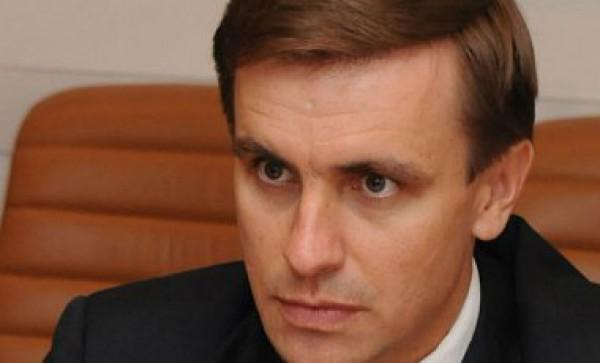 Постоянный представитель Украины при Европейском Союзе Константин Елисеев