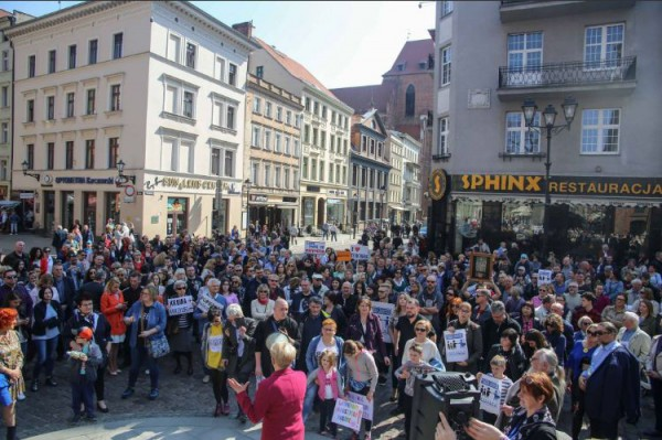 Школы в Польше не работают