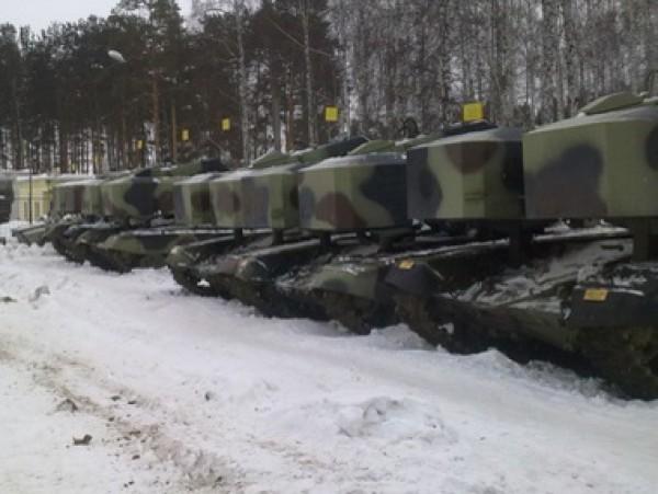 На Донбассе заметили российские установки Буратино