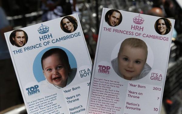 Генетики предположили, как может выглядеть ребенок Уильяма и Кейт