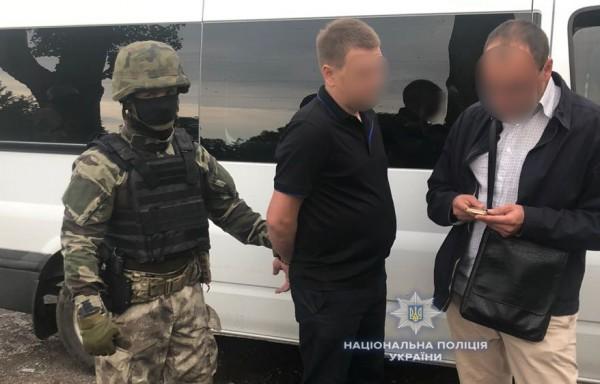 Полиция задержала злоумышленников