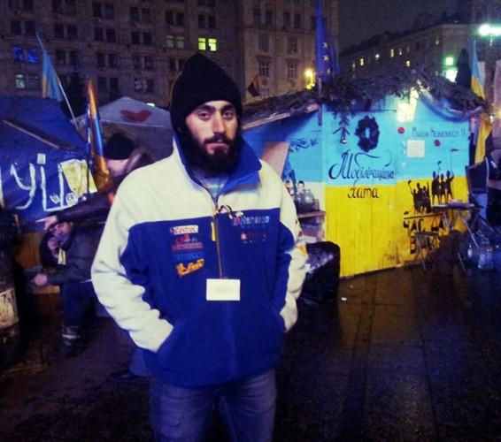 Сергей Нигоян был застрелен на Грушевского