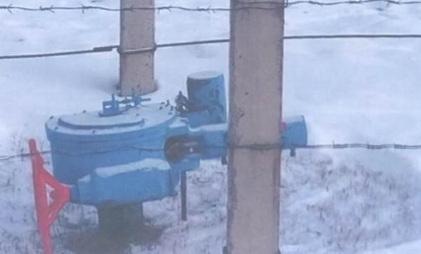 Боевики хотели взорвать газопровод