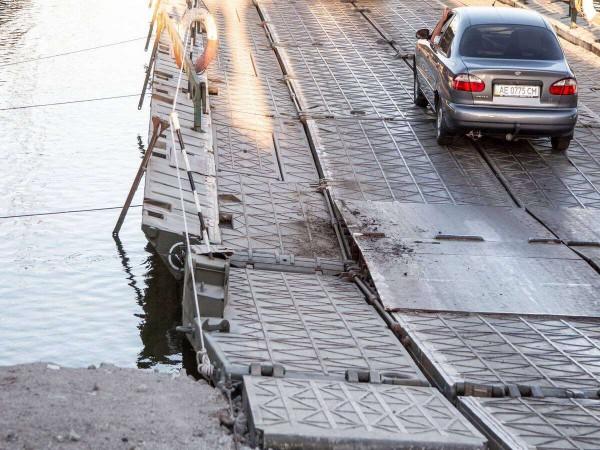 Мост является аварийным