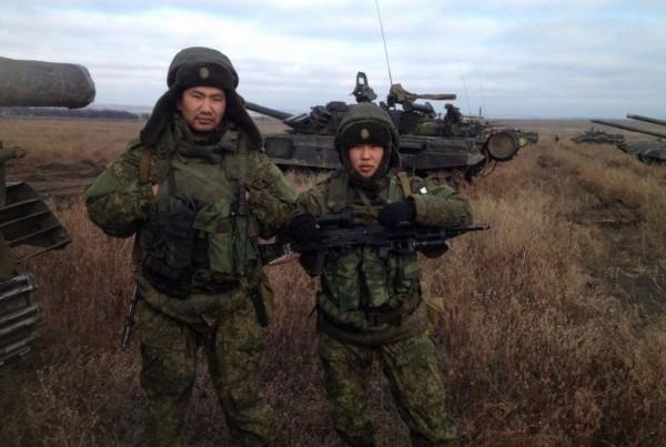 Буряты в Ростовской области, перед вторжением