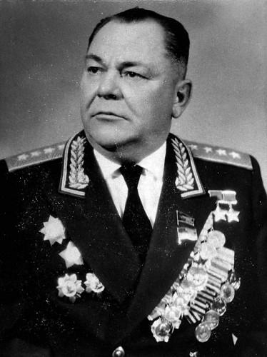 Петр Кириллович Кошевой