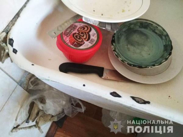 В Ровно молодая мать зарезала ребенка