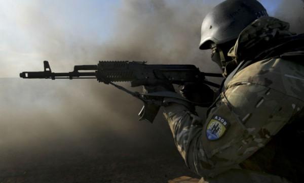 Военные открывали огонь в ответ на провокации боевиков
