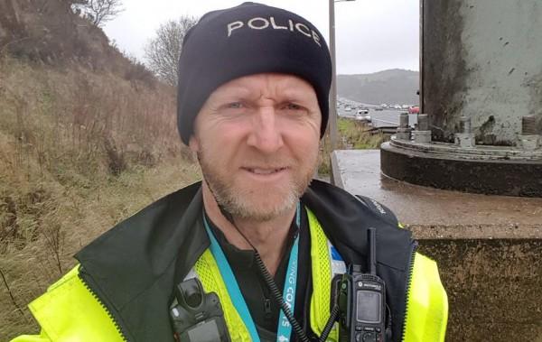 Офицер полиции Мартин Уиллис
