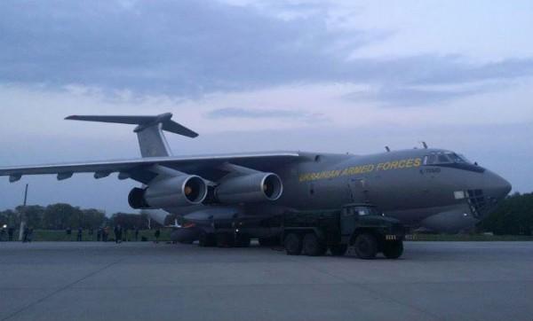 Самолет вылетел из аэропорта Дели