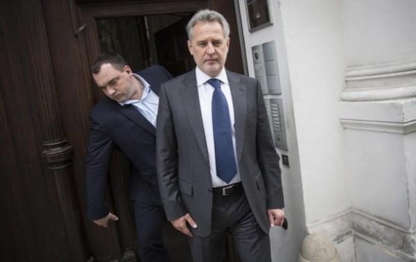 Пртоив Фирташа также возбуждено уголовное дело в США за коррупцию