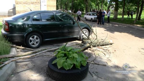 Полиция выясняет обстоятельства инцидента