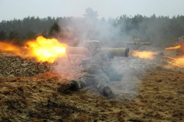 Новое оружие для украинской армии