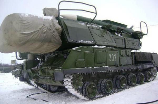 Определен номер Бука, сбившего Боинг над Донбассов