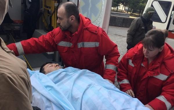 НАБУ увезло Насирова в другую больницу