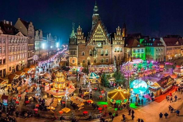 Польша на новый год