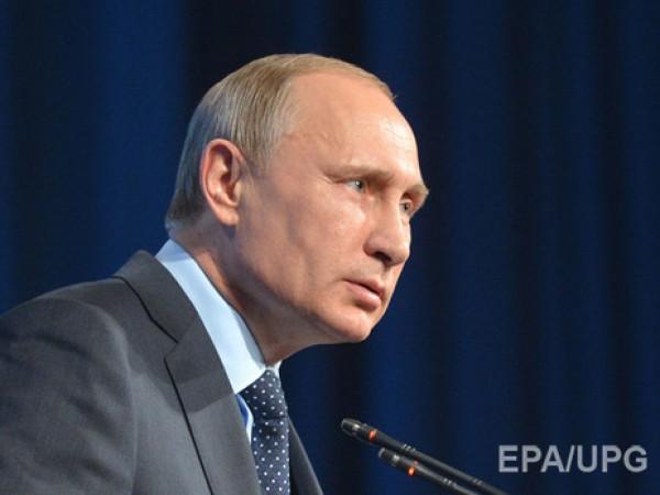 Путин назвал неконструктивным отказ США принять военную делегацию РФ