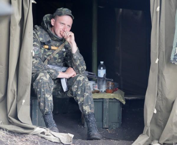 Луганский аэропорт находится под полным контролем украинских силовиков, - ИС - Цензор.НЕТ 839