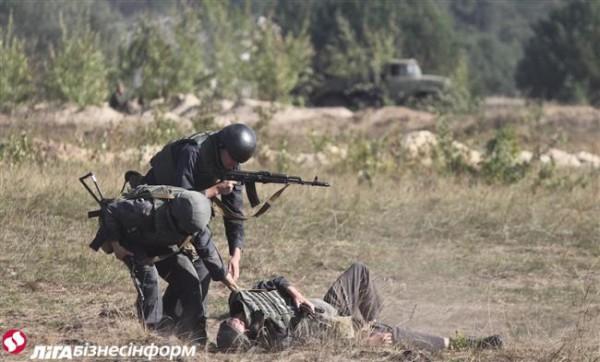 Разведчики сообщили о потерях боевиков