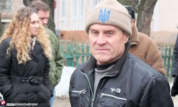 Василий Зандер попал в подвал всего лишь за то, что не подал руку боевику