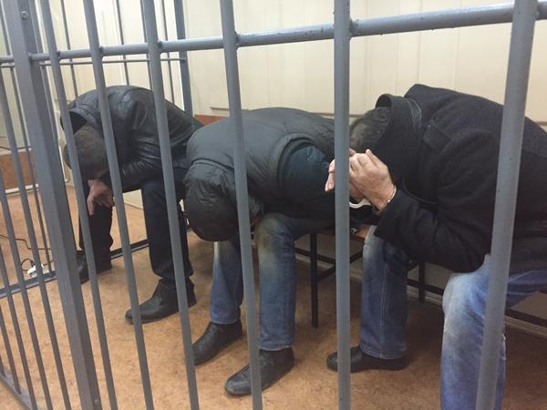 Бахаев, Кубашев, Эскерханов - подозреваемые в убийстве Немцова