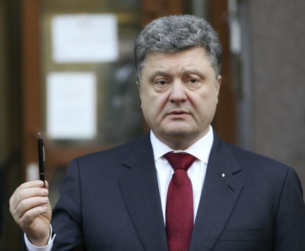 Позже Порошенко и Лагард возможно сообщат о новой программе Украины с МВФ