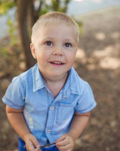 4-летнего Артема убил его отец