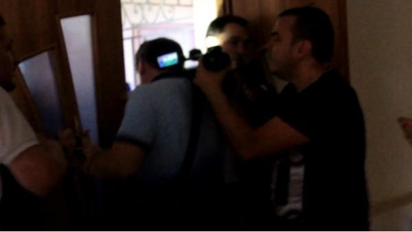 В Ильичевском порту проходит обыск