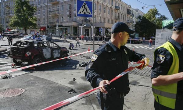 Журналист Павел Шеремет погиб в Киеве 20 июля