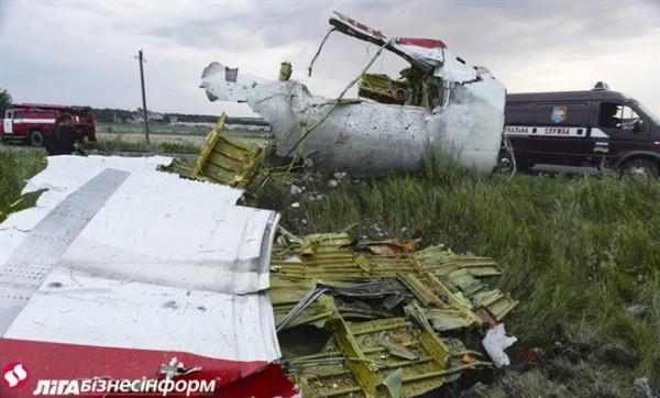 Боинг был сбит российской ракетой - СМИ