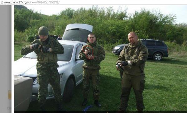 Тренировочный лагерь в Крыму -