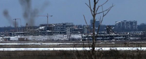 Пользователей поразили фотографии руин, оставшихся от аэропорта