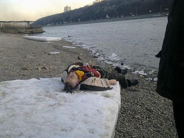 Опознан активист Майдана, найденный на Трухановом острове