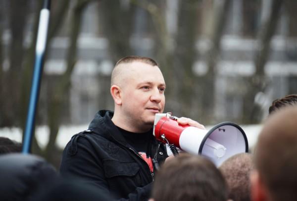 На территории РФ убили лидера «Оплота»