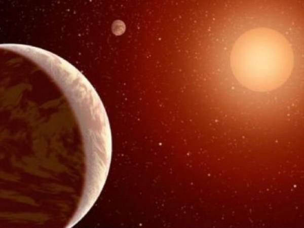 Wolf 1061C расположена на расстоянии в 14 световых лет