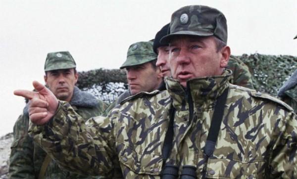 Главком ВДВ Шаманов может уйти в политику